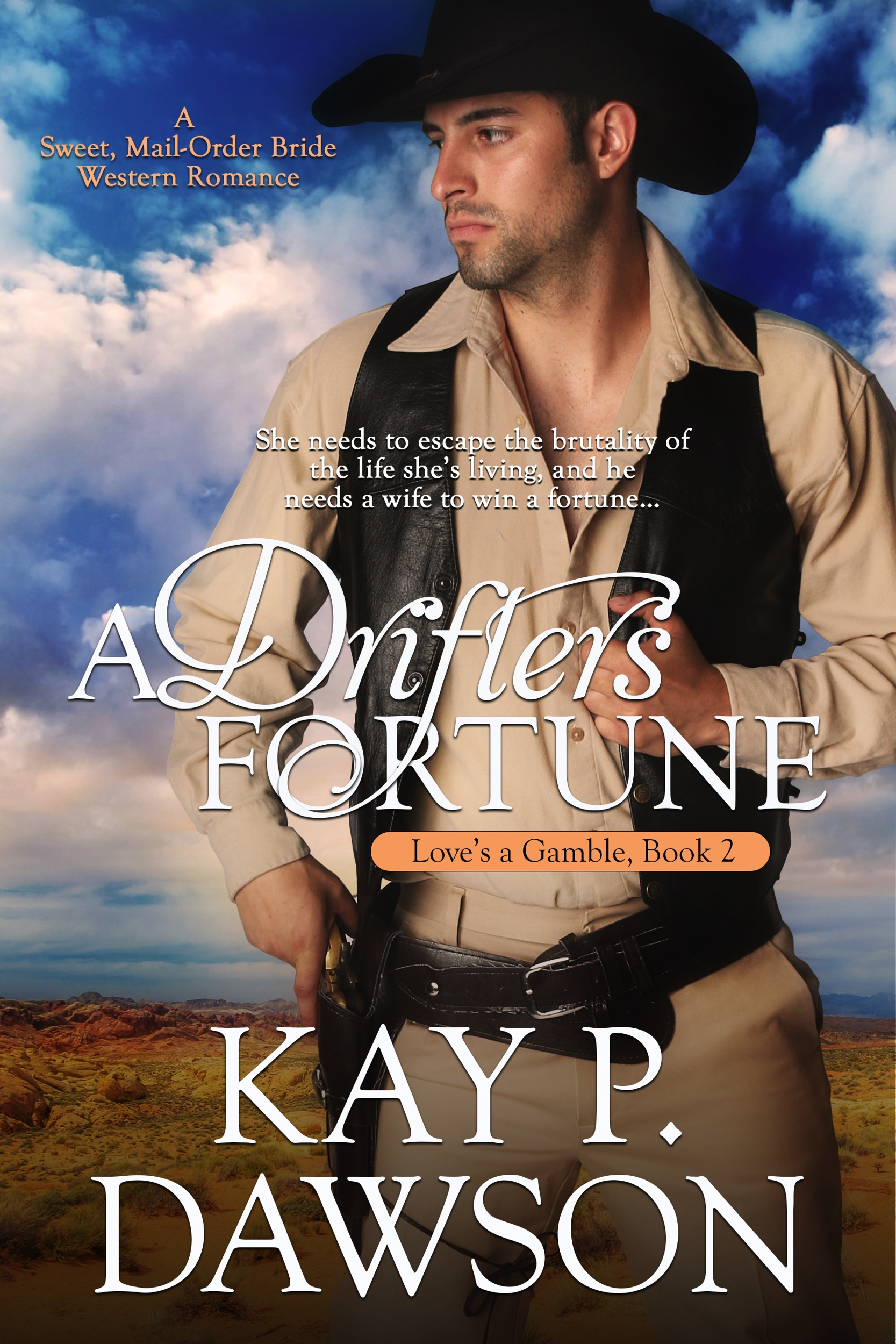 A Drifter's Fortune - Love's a Gamble Series