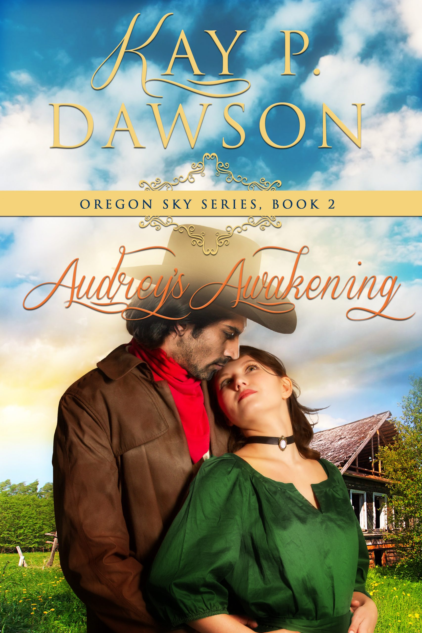 Audreys Awakening - Oregon Sky Series