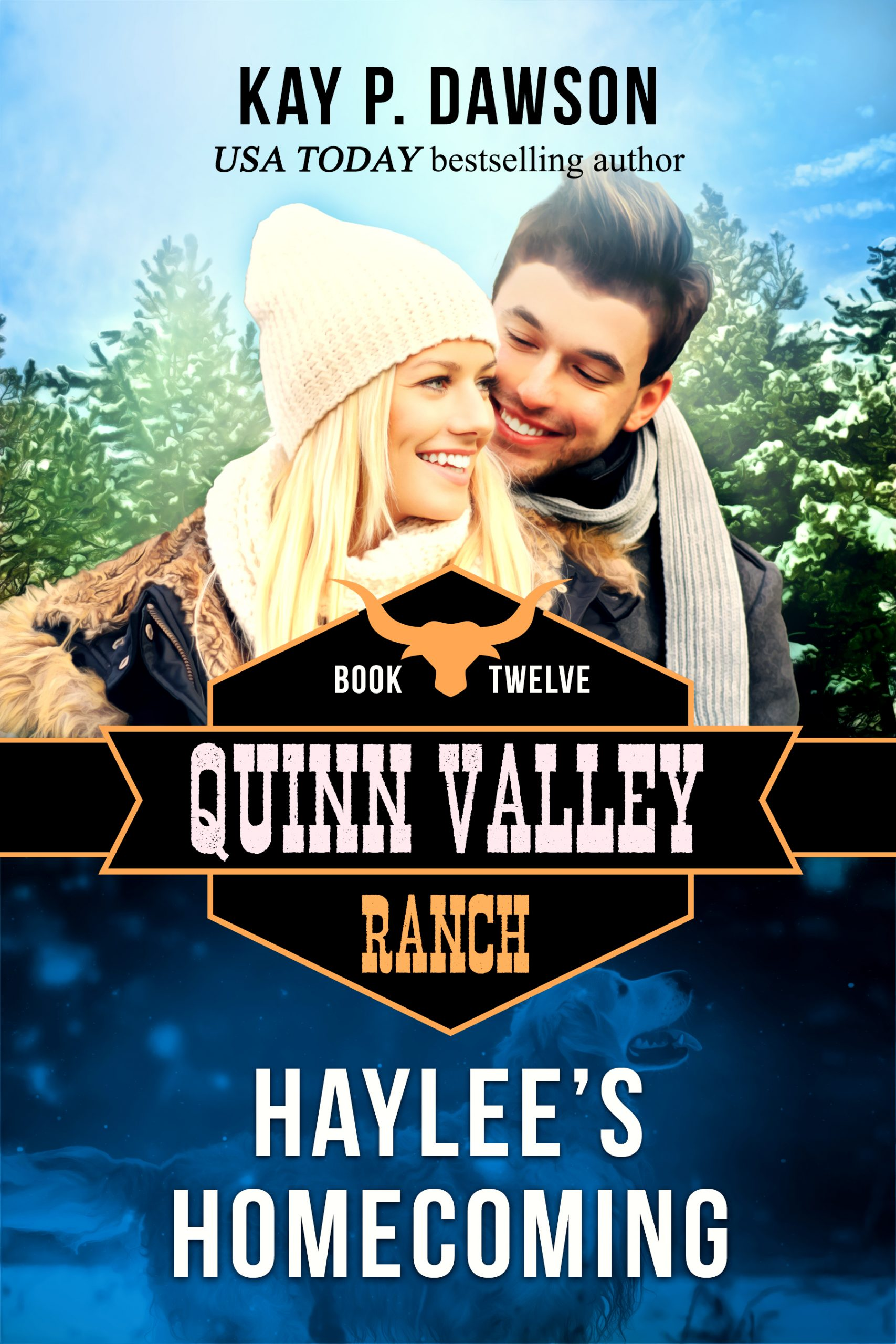 Haylee's Homecoming - Quinn Vally Ranch