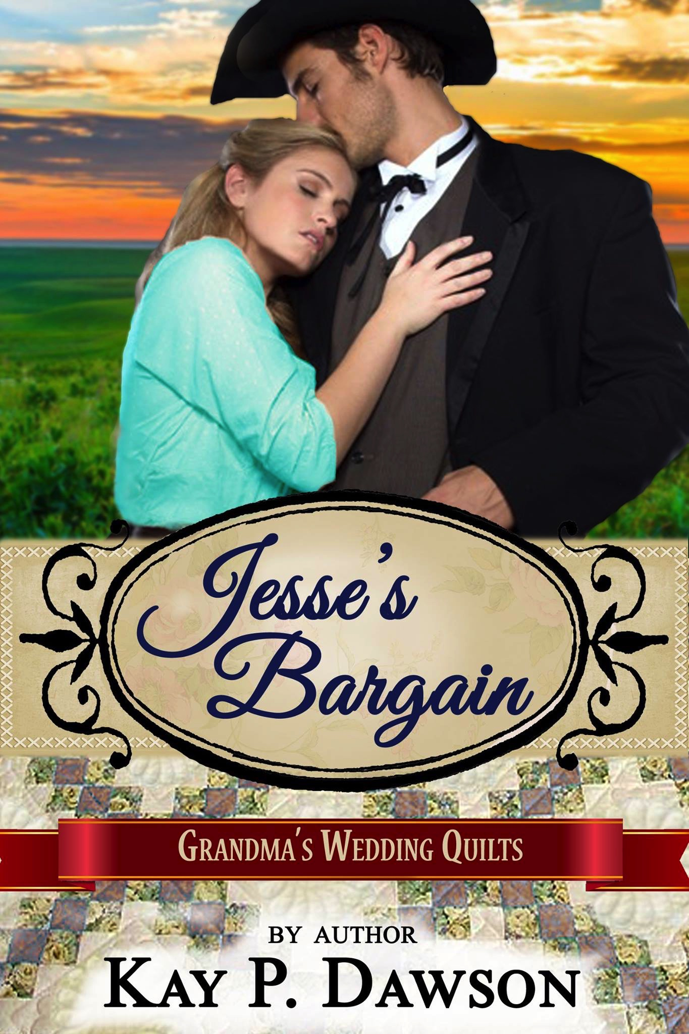 Jesse's Bargain - Loves a Gamble Series