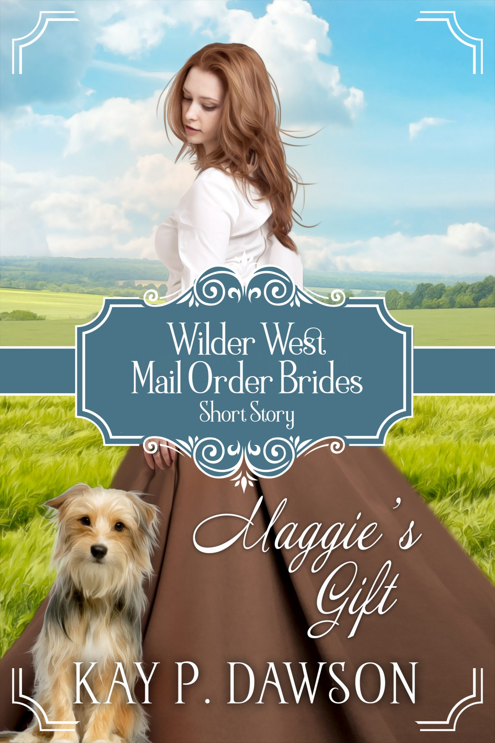 Maggie's Gift - Wilder West Mail Order Brides Short Story