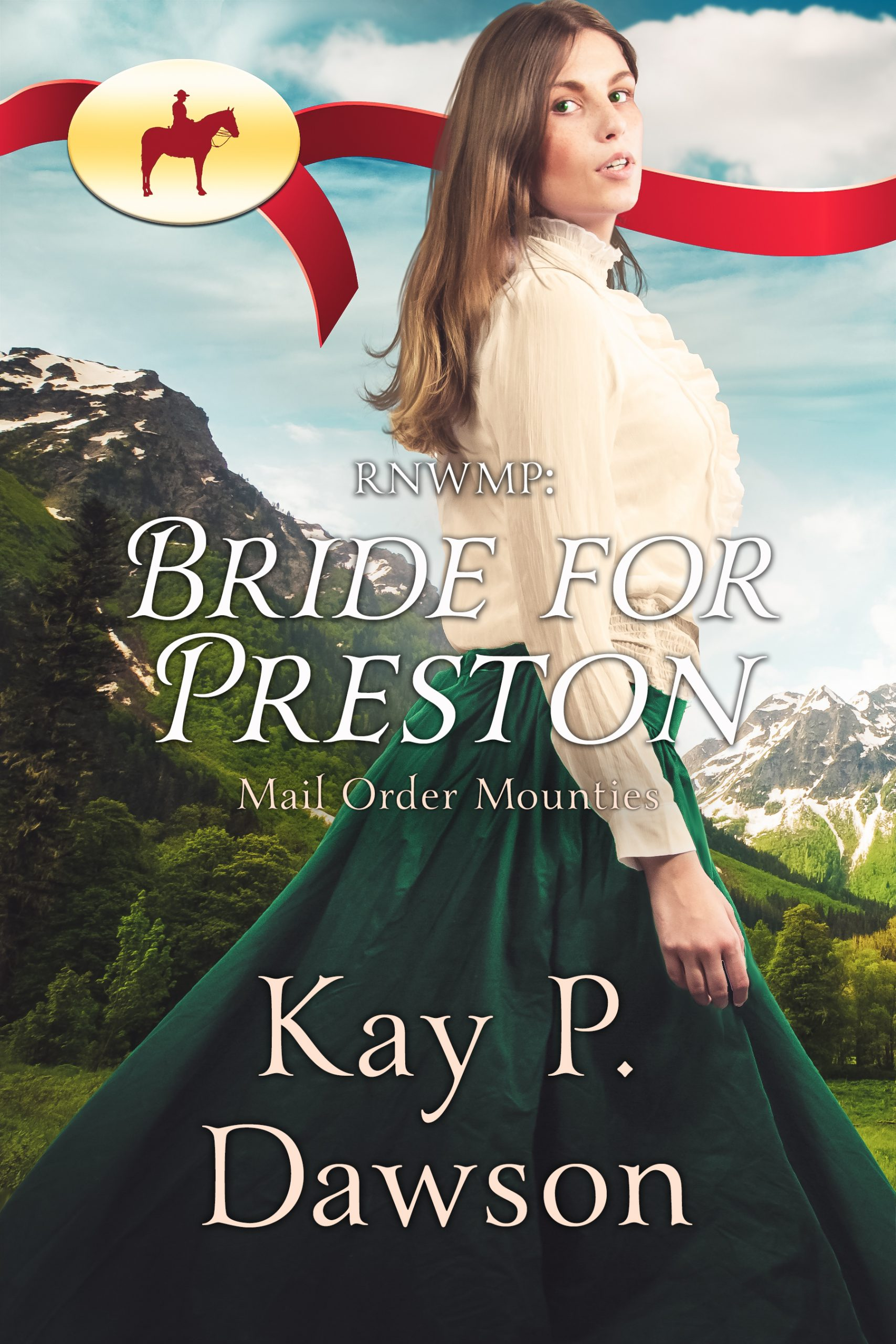 Bride for Preston - Mail Order Mounties
