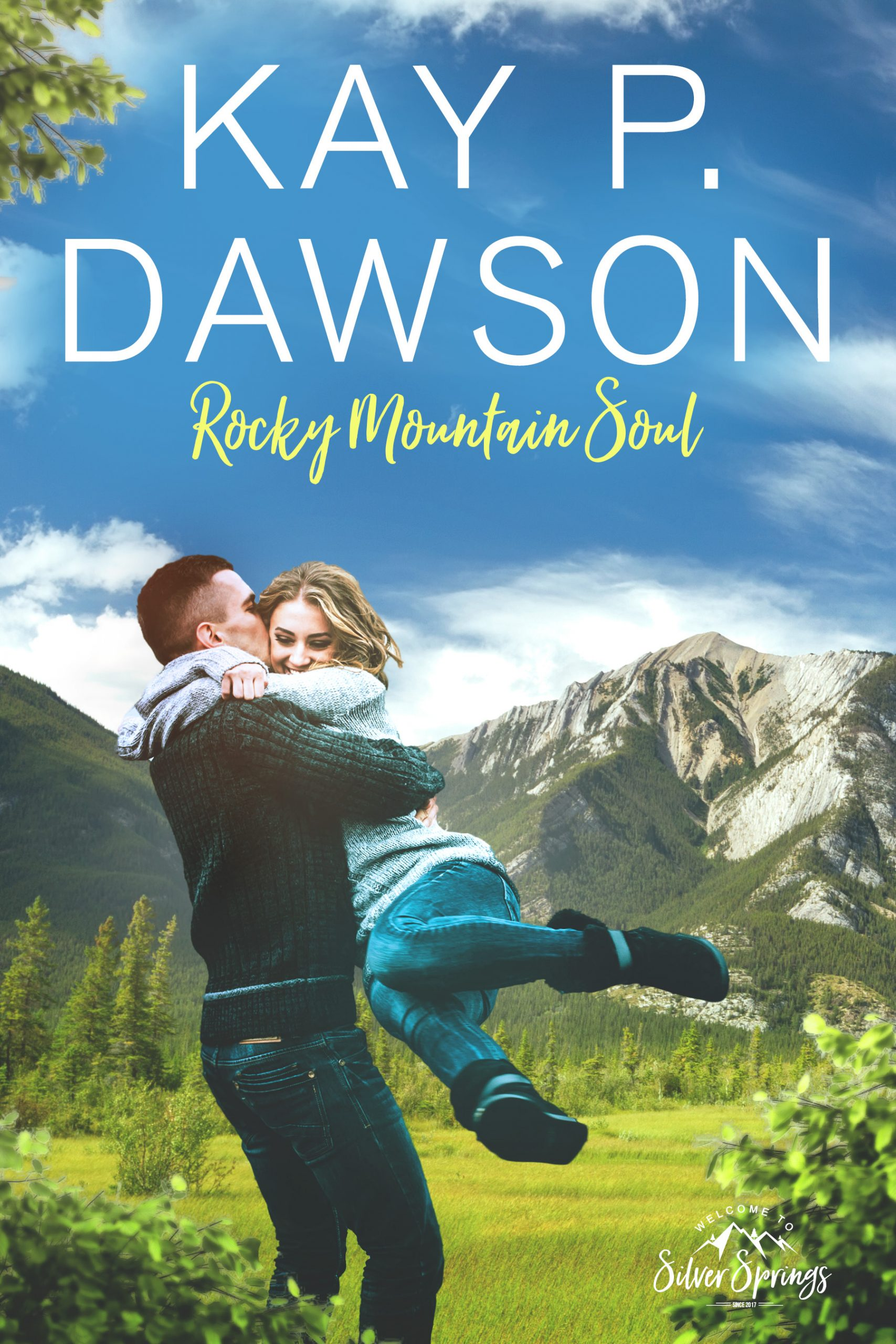 Rocky Mountain Soul - Roberts of Silver Springs Series