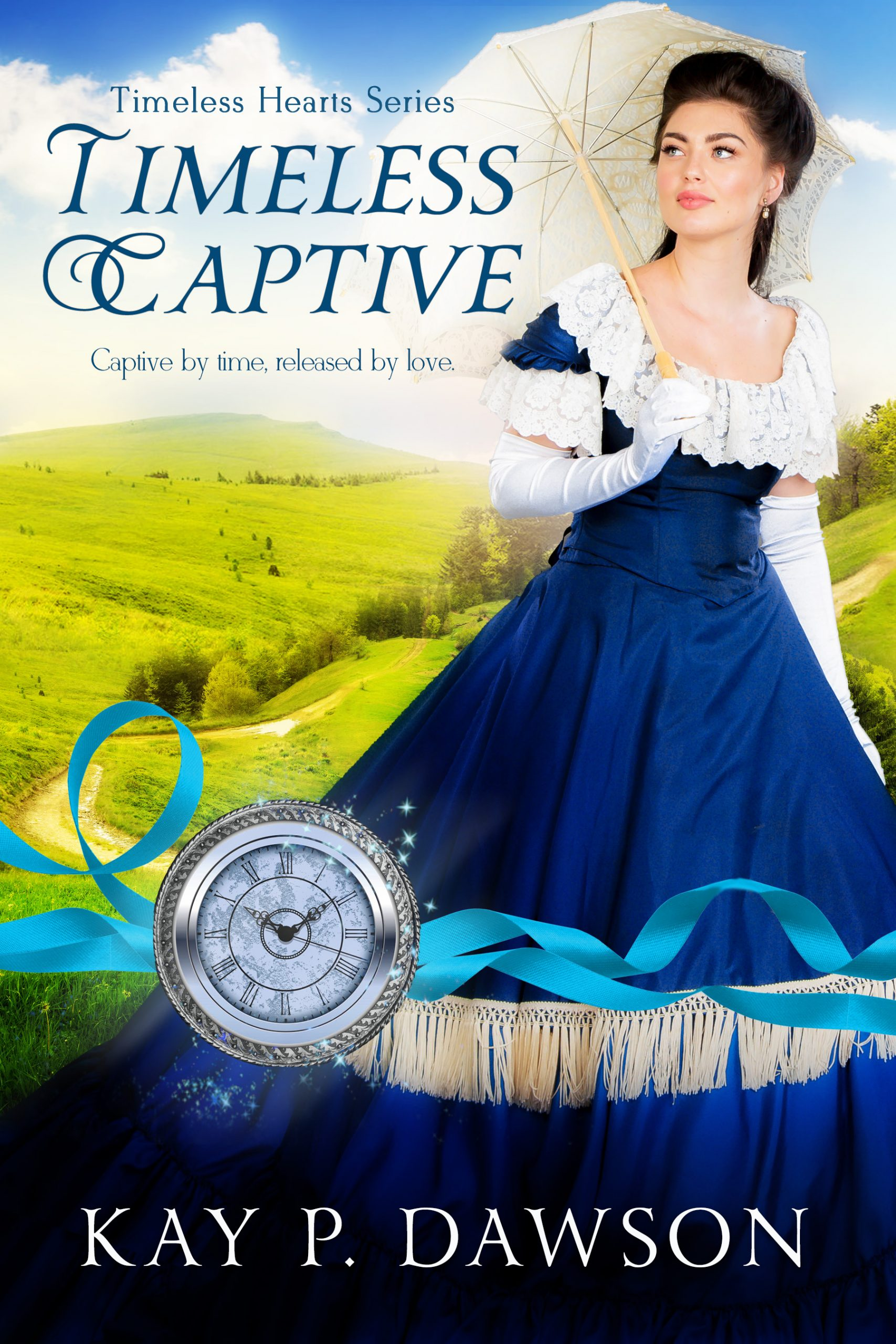 Timeless Captive - Timeless Hearts Series