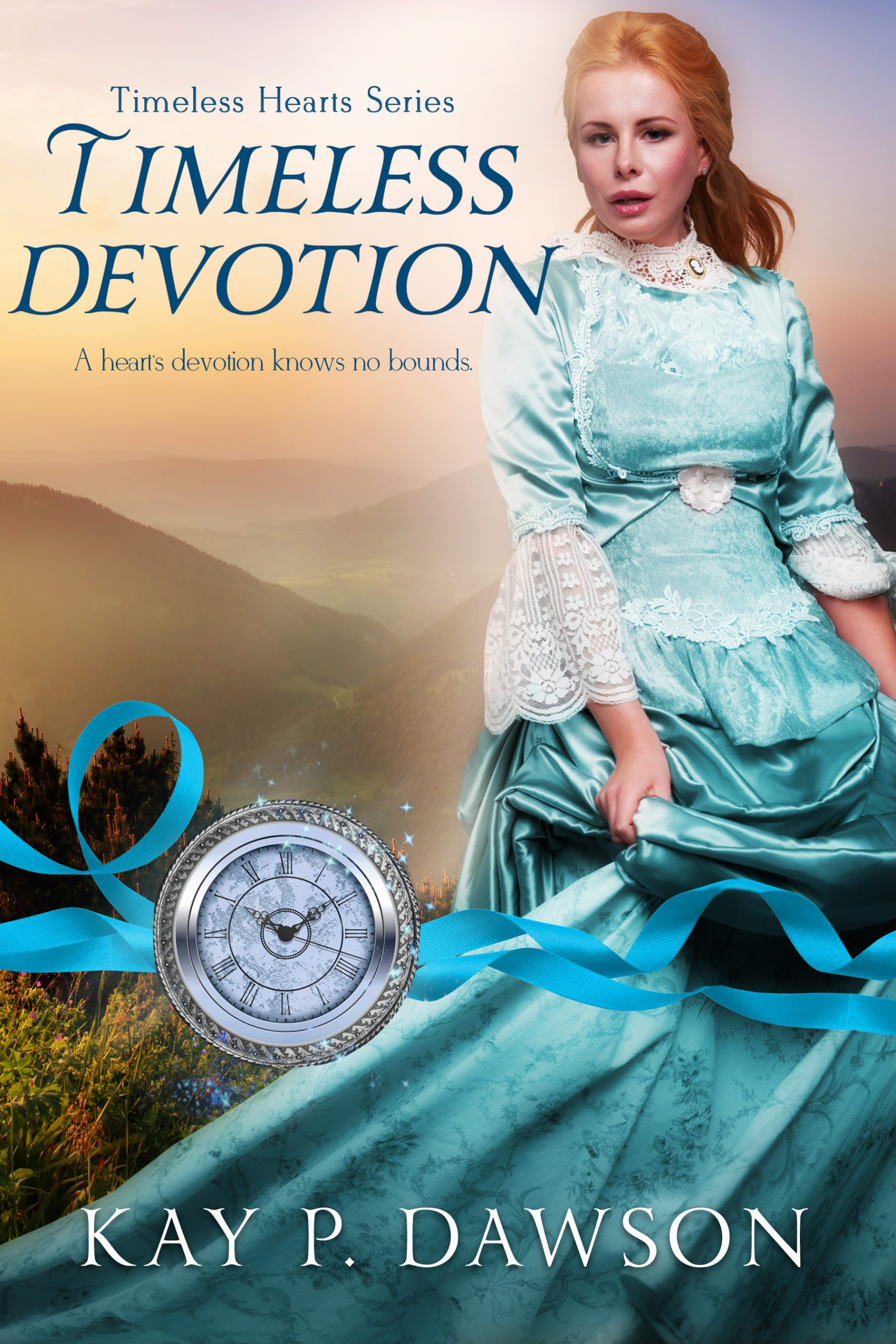 Timeless Devotion - Timeless Hearts Series
