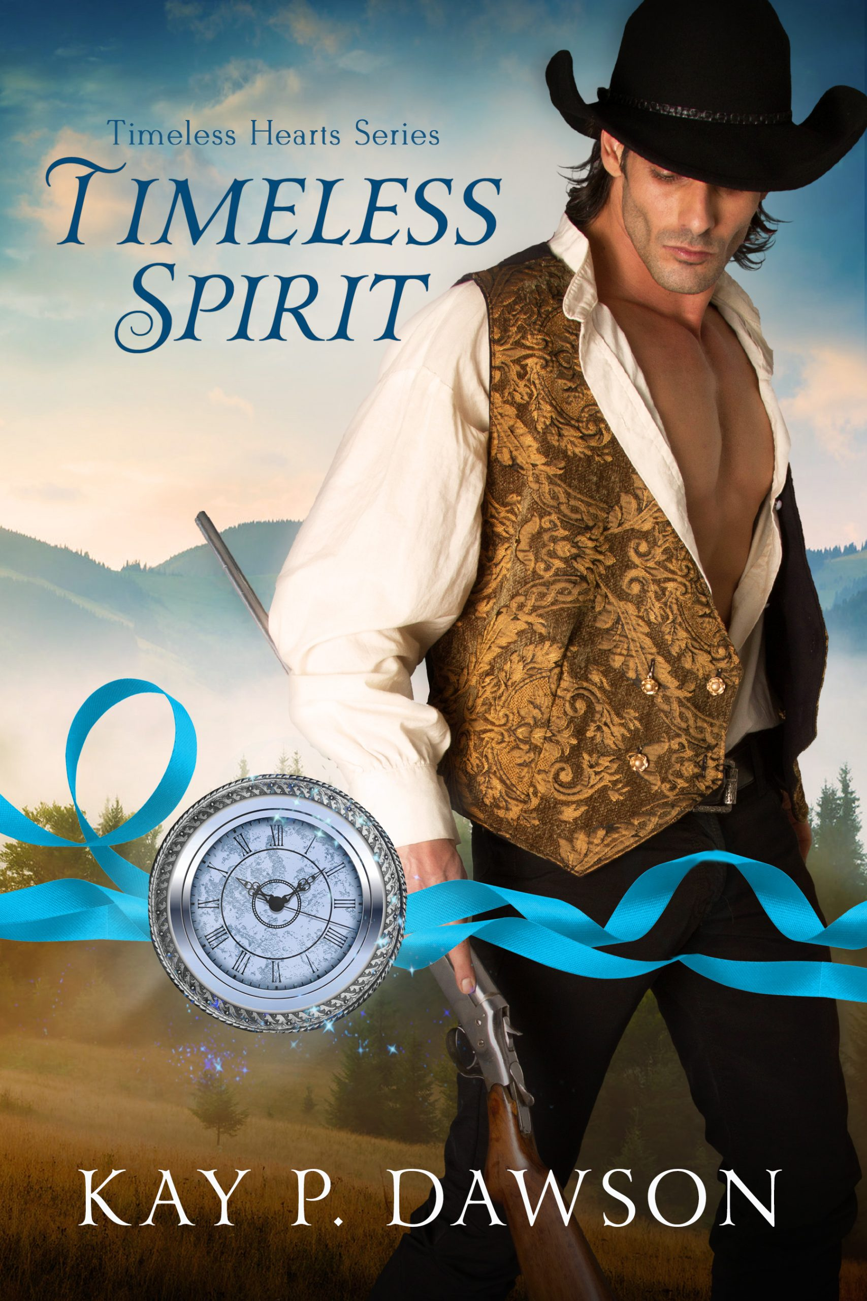 Timeless Spirit - Timeless Hearts Series