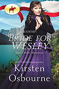 Bride for Wesley - Mail Order Mounties